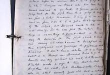 Formatting a manuscript